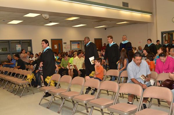 Keys Graduation 2013