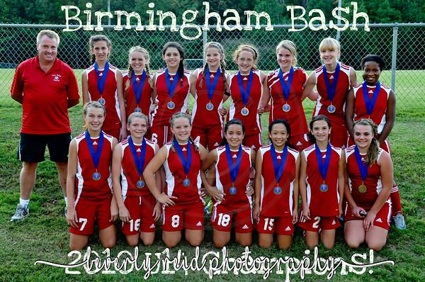 2010 100110 U13 ERSA Championship Game Field 1 3:30pm (Birmingham Bash Tournament)