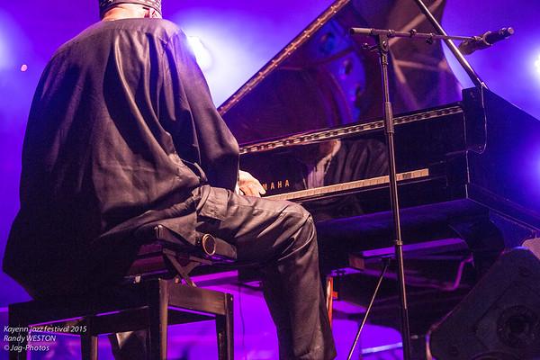 Kayenn Jazz Festival Randy WESTON