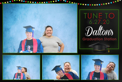 Dalton's Graduation Station