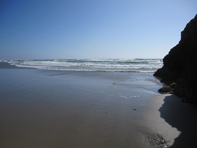 Pacific Ocean (south of Newport OR) - 6/4/2014