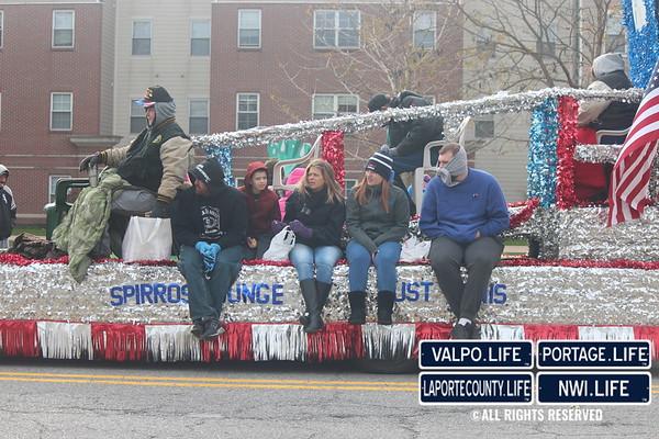 Hammond's 4th Annual Veterans Appreciation Day Parade