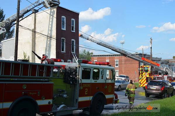 8/18/19 - Harrisburg, PA - Kelker St
