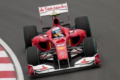 Montreal F1 GP 2010
