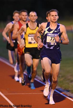 Race 15 - Men's 3000 metres