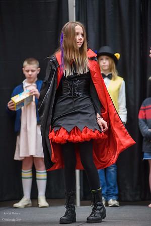Costume Contest (kids)