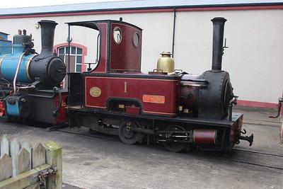 Steam Locomotives