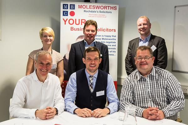 Molesworths Bright Clegg Business Breakfast May 2016
