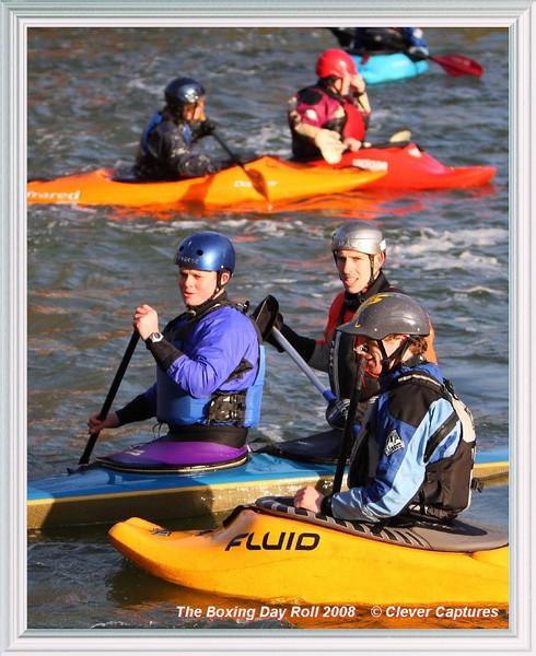 Various Canoeing