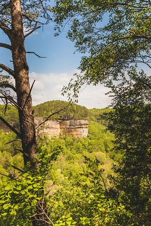 Pogue Creek Canyon State Natural Area (5/16/20)