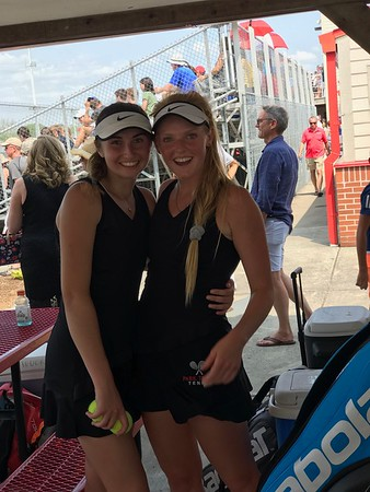 Girls Tennis (6/1/19)