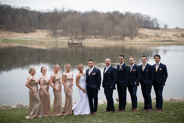 Bridal Party Lake