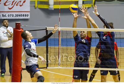 ASD Cagliari Volley - Pallavolo Saronno
