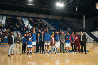 2017 Men's Basketball - Sophomore Night