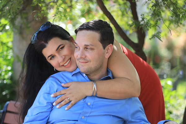 Brigette & Patrick