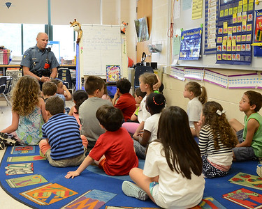 Tpr Luke Bonin Visits Farley Elementary School - Hudson - 060316