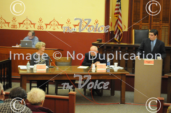 Kendall County Farm Bureau Candidate Forum at Kendall County Courthouse in Yorkville, IL 10-25-12