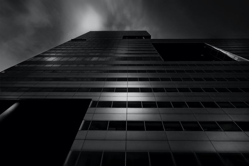 Accenture WTC B/W