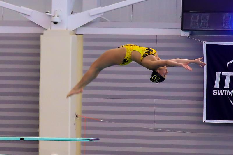 18 03 03 NCAA Div 3 Regional Diving Championships