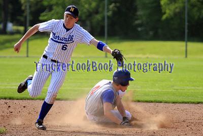 2008 NHS Baseball / Western Reserve