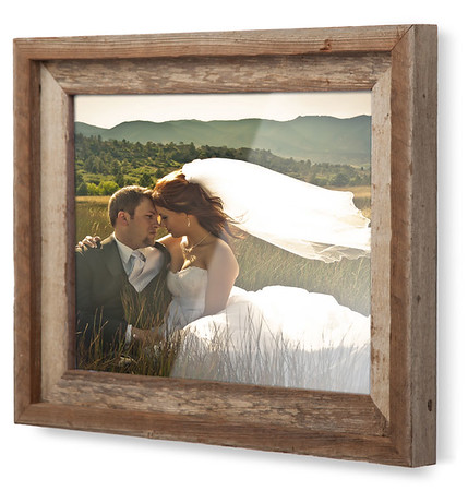 2018/08/15 Product Spotlight - Barnwood Frames