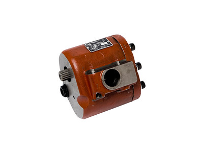 ZETOR UR I SERIES BACK END HYDRAULIC PUMP 70114610