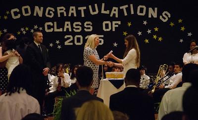 Aviva's 8th Grade Graduation