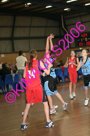 Semi Final U14 W2 Norths Vs Sutherland 30-7-06