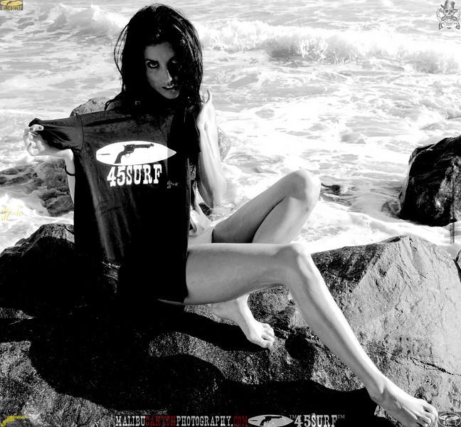 beautiful woman sunset beach swimsuit model 45surf 814.234.23.4