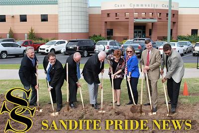 10/18/16 Case Community Park Groundbreaking Ceremony