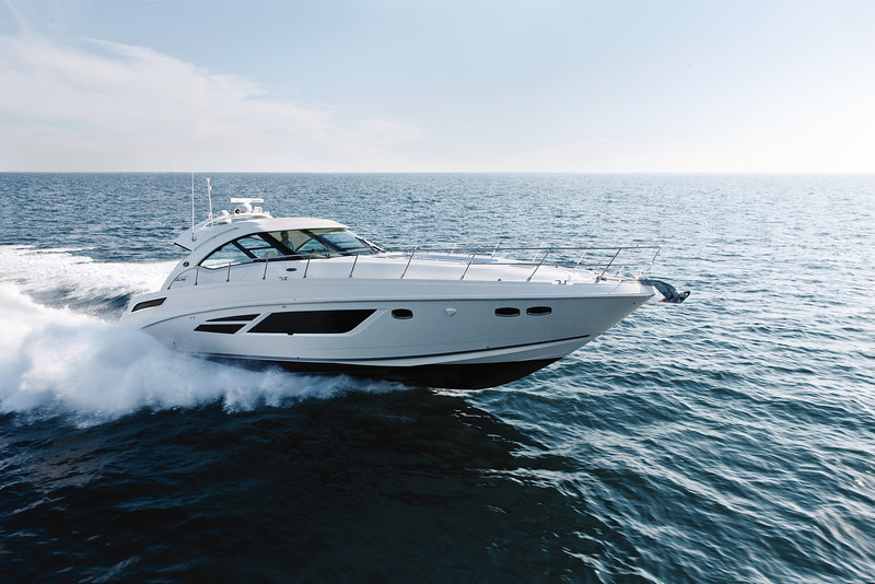 Sea Ray 540 Sundancer (2014)