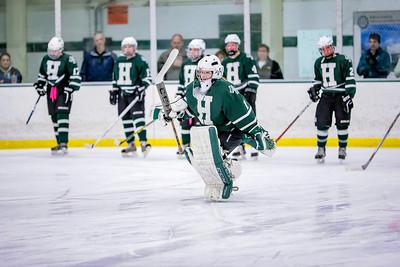 2017-2-24 Hebron Academy vs. Kents Hill Womens Hockey