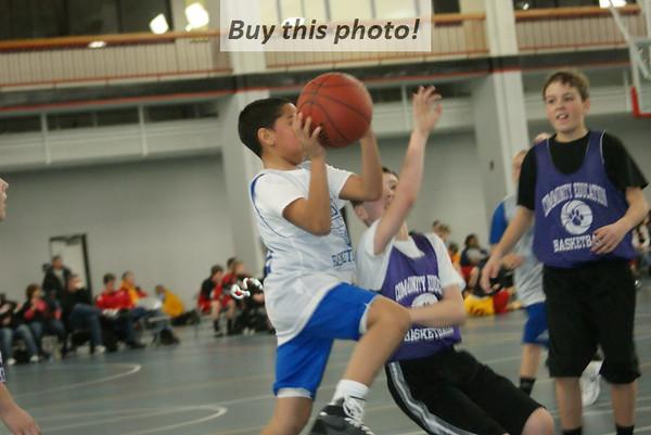 BBE 6th grade boysBBall at StCloud 02-16