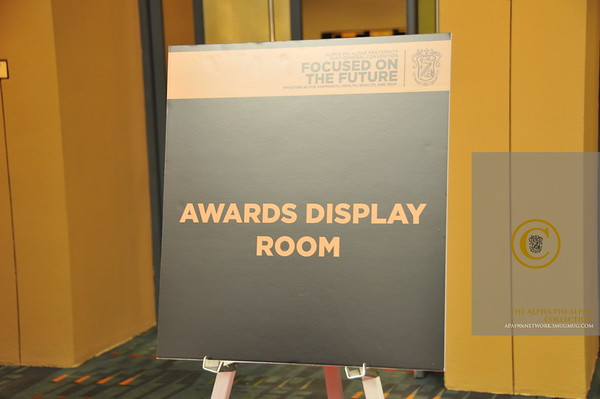 Awards Room