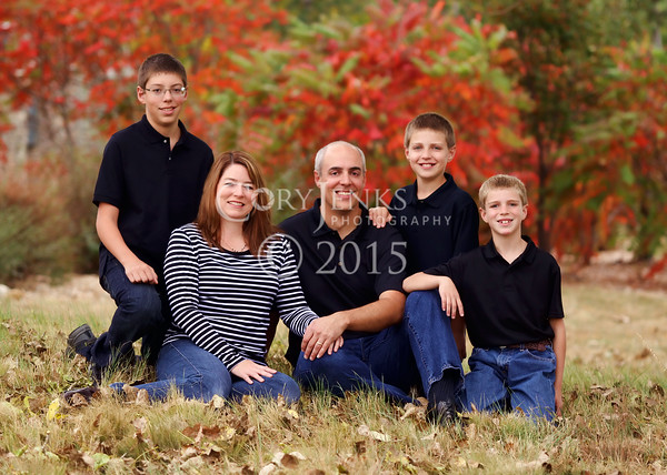 The Touil Family - October 2015