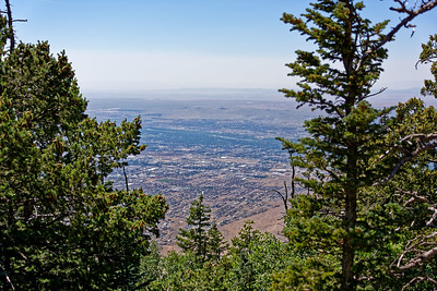 Outing to Sandia Crest - Aug 25, 2019