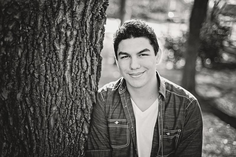 Jay Ortiz SR Portrait