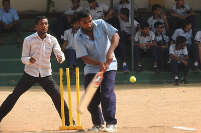 Drivers Cricket Match - CAS Activity