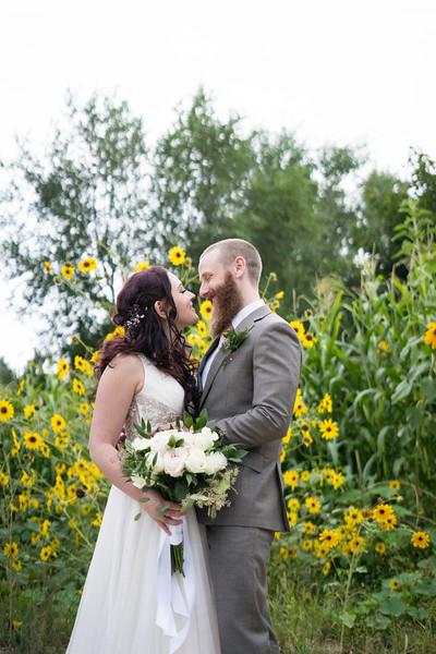 Ryan + Courtney Wedding