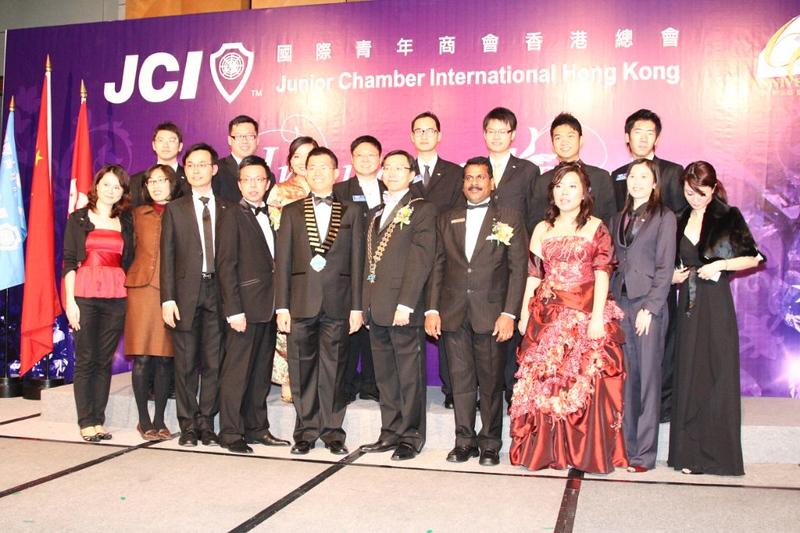 20100106 - 總會就職典禮