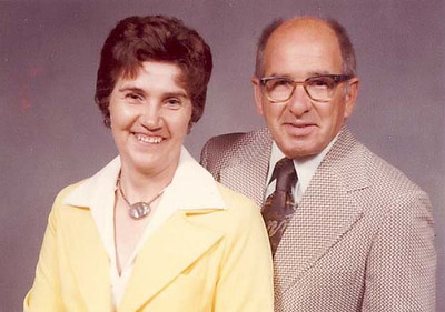 Earl and Marie Rutherford
