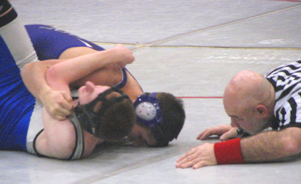 2006-2007 Varsity Wrestling at Catholic Invitational Tournament
