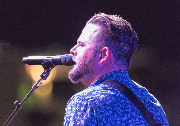 2016-07-23 Concert by David Nail & The Well Ravens