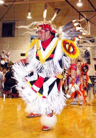 Oklahoma Indian summer Festival 2008 Sept 12th, Bartlesville OK
