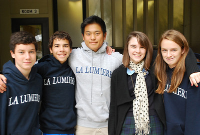 La Lu Spirit Day - Spirit Week 2012