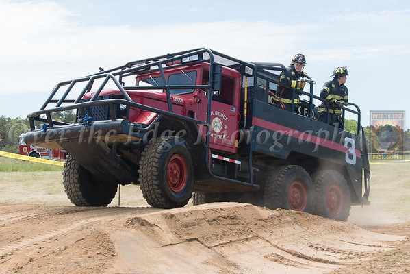 Manorville 4th Annual Brush Truck Competition 05/21/2017