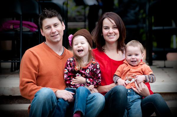 VIDEO ~ Halabicki Family