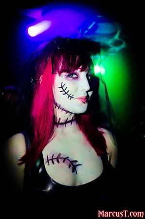 20111029 - Club Antichrist Halloween 2011 - Crowd #1