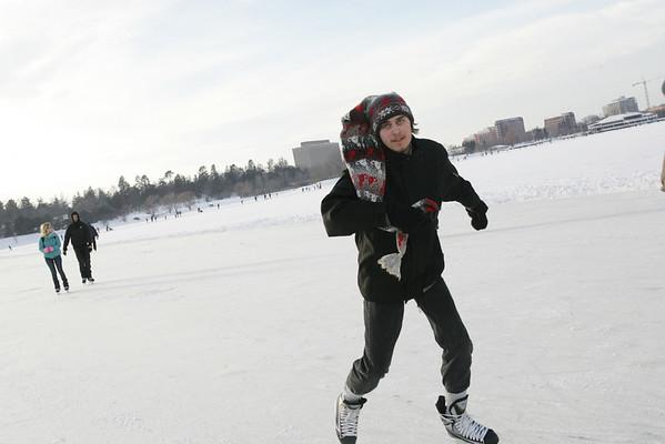 2014 01 RJ and V skating canal
