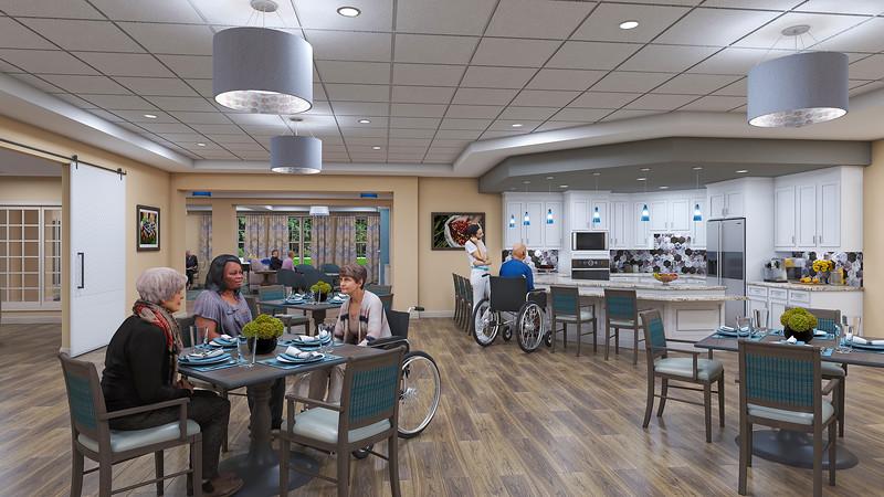 Interior Rendering - Skilled Nursing Dining Room.jpg